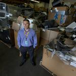 SunnKing: Countless old TVs causing strife in the recycling kingdom
