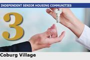 Rank: 3 Coburg Village 1 Coburg Village Way, Rexford Residents: 287 Site/community manager: Kathryn Welden-Pinney