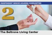 Rank: 2 The Beltrone Living Center 6 Winners Circle, Colonie Residents: 300 Site/community manager: Victoria Jones