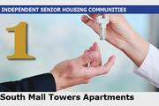 Rank: 1 South Mall Towers Apartments 101 S. Pearl St., Albany Residents: 346 Site/community manager: Kim Hansen Woods