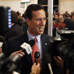 <strong>Santorum</strong> expected to announce presidential run in Butler County