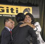 Giti Tire announcement adds to S.C. governor's big day