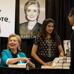 What Northshire Bookstore owner says about <strong>Hillary</strong> <strong>Clinton</strong> book signing