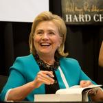 <strong>Hillary</strong> <strong>Clinton</strong> bringing book tour to Saratoga Springs