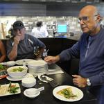 Let's Eat: Places to try this week include restaurants at an airport and in a card room
