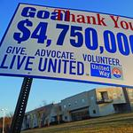 Sustaining momentum a challenge for High Point United Way