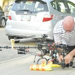 Dayton husband and wife team turn drone hobby into a business