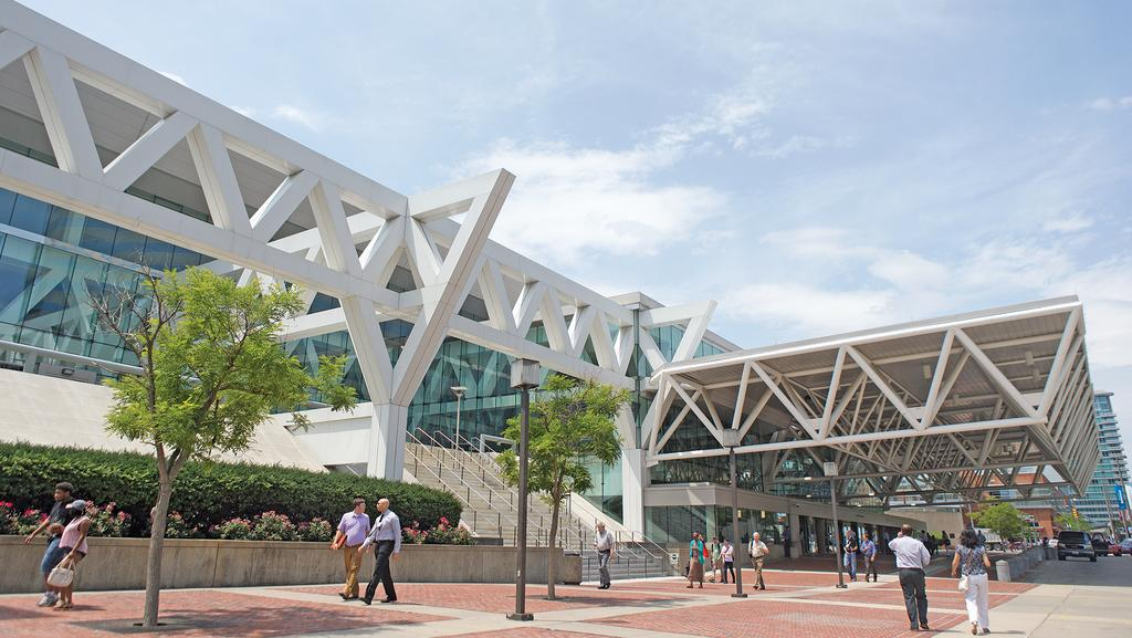 Baltimore Convention Center Expansion New Arena And Hotel Will Again Be Explored Business Journal