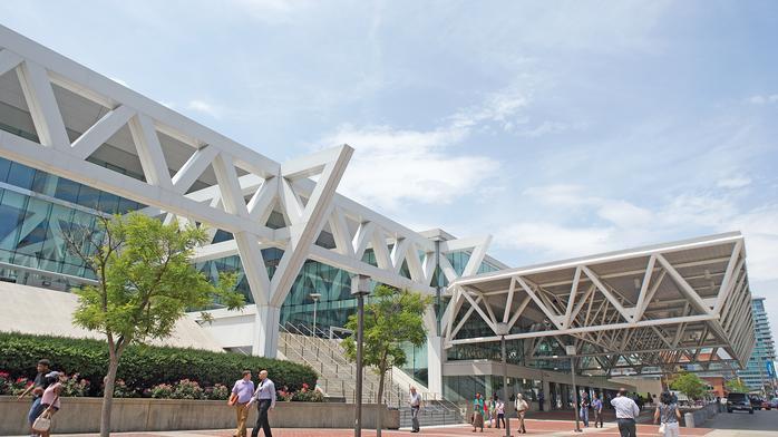 Baltimore Convention Center $1M expansion study gets underway
