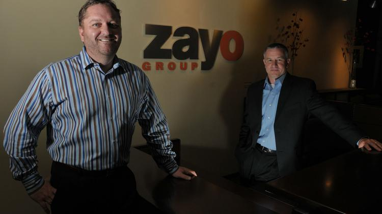 Blackstone and Stonepeak revise offer for Zayo Group - New
