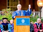 Frank McCourt: Leaving a mark on his old stomping grounds (Georgetown University)