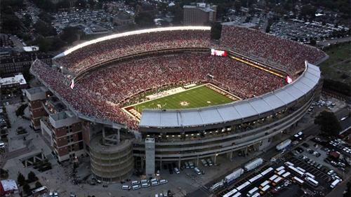 SEC rolling out new bag policy at all football stadiums