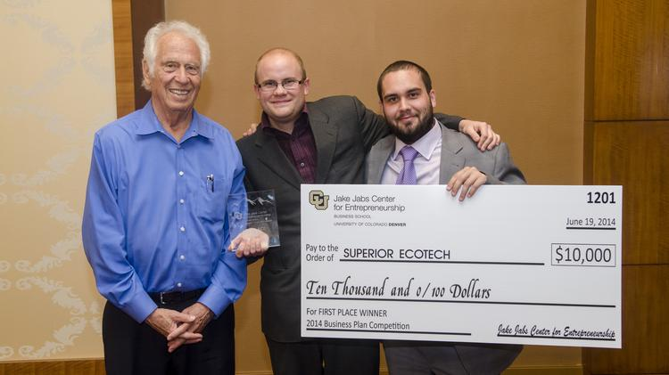 Boulder Cleantech Company Takes 1st At Jake Jabs Business Plan