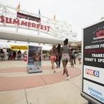 Summerfest attendance takes hit from bus strike, cool weather, road work