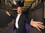 Best CIO: Brian Lillie, Equinix, blue cube to big data