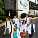 KU Med-Wichita's first four-year students graduating this weekend