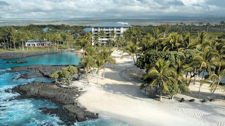 Hawaii hotels set occupancy, revenue records through