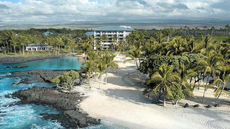 The Fairmont Orchid Hawaii Hotel On Island Has Been Purchased By A South Korean