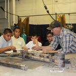 CNM and APS team up for career camp