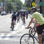 Bicycle safety reinforced with numbers, CU Denver study finds