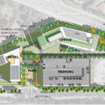 Mountain View negotiating with Broadreach on 6.7-acre hotel/office project