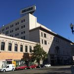Two tech giants vie to fill Oakland's Sears Building