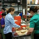 Panera catering change freeing up time for better service