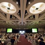 Near-record crowd honors Women of Influence winners: Slideshow (Video)