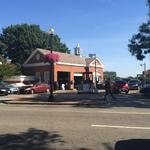 EastBanc acquires gateway Georgetown gas station, plots redevelopment