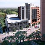 How to wedge a 9-story hotel into a medical office complex near ORMC