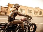 Harley-Davidson inspiring more women to hit the road on a hog