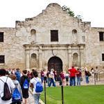 Rock icon donating Alamo artifacts to Texas