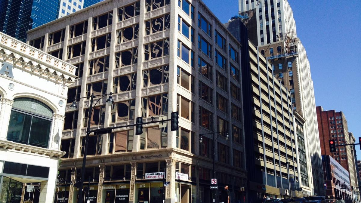1346be17233d Palace Clothing building s price is part of Downtown s rags-to-riches story