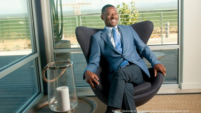 """""""We can literally connect from scratch the homes, retail and the workplaces right on the water,"""" says Lennar's Kofi Bonner."""