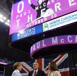 Beatlemania: How the Greensboro Coliseum created a buzz — and caught a Beatle