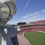 49ers Levi's Stadium lands its first international soccer match