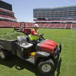 San Francisco 49ers open Levi's Stadium to public tours — for $30 per person