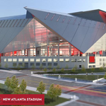 Falcons seeking $850 million construction loan for new stadium