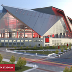 New Falcons stadium cost 'rises up' -- again -- another $100 million