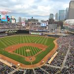 Target Field to host first-ever soccer match