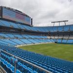 Carolina Panthers wrapping up stadium overhaul