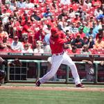 Looking for the Reds on TV? They lead MLB in days off air