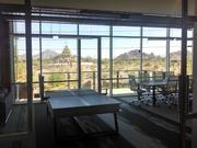The game room at Desarrollo's new tech center in Phoenix.