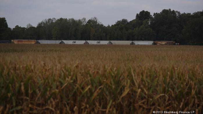 A fertilizer company opening plant in Alabama