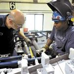 N.C. manufacturing in transition