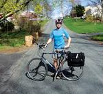 3 bike commuters, 3 routes, 1 common goal