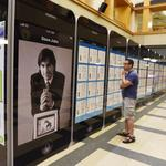 Denver library exhibit features patents of Apple co-founder Steve Jobs