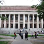 Harvard's No. 1 ... when it comes to employing more support staff than teachers (BBJ DataCenter)