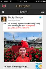 Churchill Downs launches DerbyMe app
