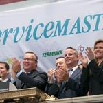 Revenue growth and narrowing of loss ends ServiceMaster's year
